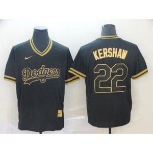 Mens Los Angeles Dodgers Clayton Kershaw Jersey 22